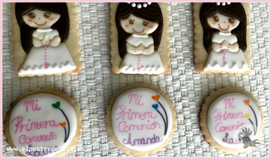 galletas de comunion