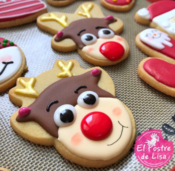 Galletas Decoradas de Navidad