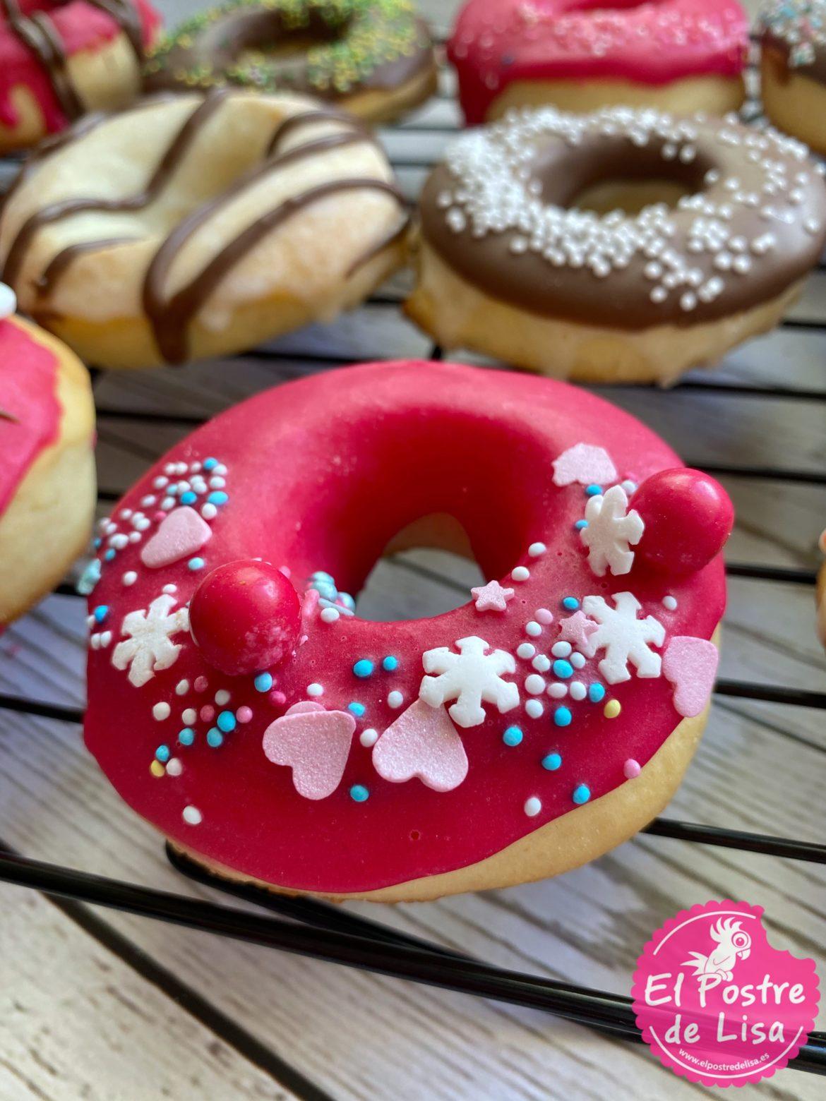 Donuts Caseros al horno 🍩
