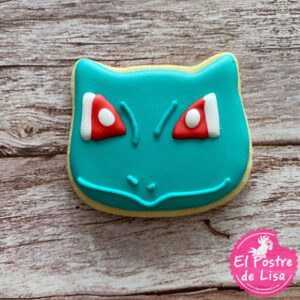 Galletas Decoradas de Pokemon