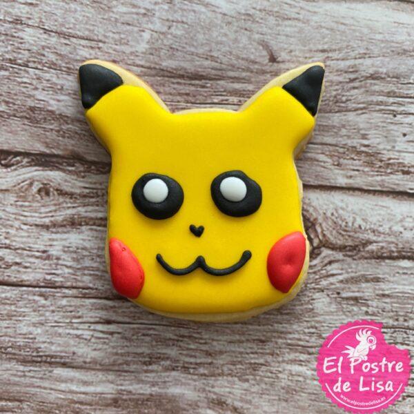 Galletas Decoradas de Pokemon