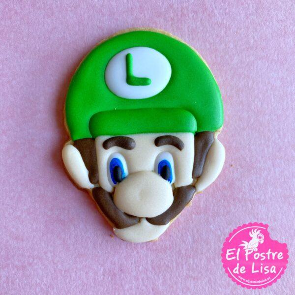 Galletas Decoradas de Super Mario Bros