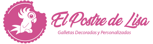 El postre de Lisa – Galletas Decoradas y Personalizadas