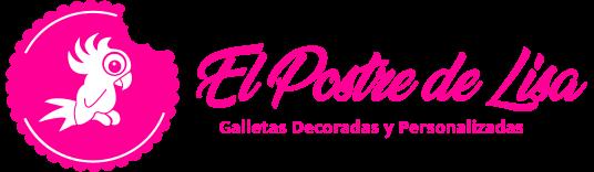 El postre de Lisa – Galletas Decoradas y Personalizadas